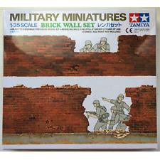 Tamiya 35028 Brick Wall Set 1/35