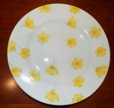 """NEW EMMA BRIDGEWATER  BUTTERCUP SCATTERED   8.5"""" PLATE"""