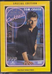 Dvd  COCKTAIL con Tom Cruise nuovo 1989