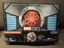 HASBRO Marvel Legends Studios 10 ans rouge crâne électronique Tesseract SDCC 2018