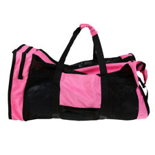 Travel Mesh Dive Gear Backpack Bag for Water Sports Scuba Diving Beach Pink 09f8958355