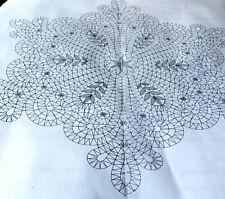 Bobbin Lace Pattern to making Lace Doily Russian style