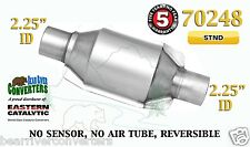 "70248 Eastern Universal Catalytic Converter Standard 2.25"" 2 1/4"" Pipe 8"" Body"