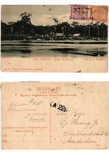 CPA PC Suriname Post Mindrineti - Boven - Saramacca (a2397)