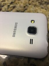 Samsung Galaxy Prevail LTE SM-G360P White (Boost Mobile) Smartphone for parts