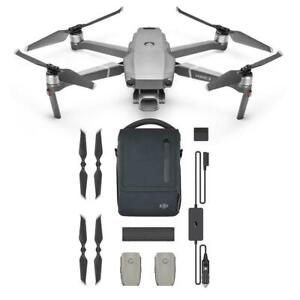 DJI Mavic 2 PRO Drone Quadcopter with Fly More Kit Combo Bundle New Sealed.