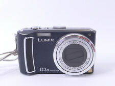 Panasonic LUMIX DMC-TZ4 8.1MP Digital Camera - Black