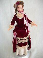 Poupée Barbie de collection Victorian lady