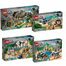 LEGO Jurassic World Dinosaurs 4-Set Combo Build Pack inc 75934 75935 75937 75938