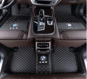 For BMW All Models Car Floor Mats Carpet Luxury Custom FloorLiner Auto Mats 01