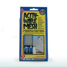 """Activa 12"""" x 24"""" - 1/4""""x1/8"""" Large Activ-Wire Mesh"""