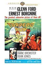 Torpedo Run DVD (1958) - Glenn Ford, Ernest Borgnine, Diane Brewster, Dean Jones