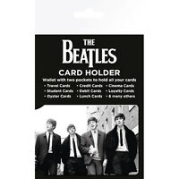 The Beatles Travel Card Holder Hunt Oyster Official Licensed Product