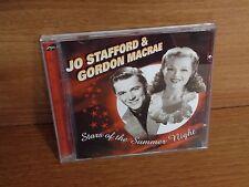 Jo Stafford & Gordon Macrae : Stars Of The Summer Night : CD Album : 2004