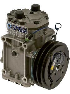 Aftermarket York Type AC Compressor Replaces: ET210L-25073C Peterbilt Kenworth