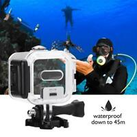 For GoPro 4/5 Session Housing Case Waterproof Diving Protective Cover Underwater