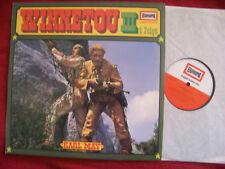 Winnetou  III  1. Folge     klasse Europa LP