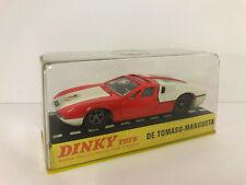 Vintage Dinky Toys 187 De Tomaso Mangusta-VNM Condition