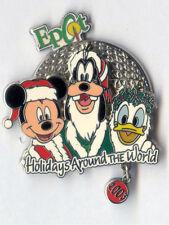 Epcot Holidays Around the World 2003 Annual Passholder Pin