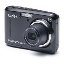 Kodak PIXPRO FZ43 Compact Digital Camera HD 720P 4X Optical Zoom 720P Black New