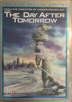 The Day After Tomorrow (DVD, 2004, 2-Disc Set)