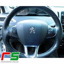 Peugeot 208 adesivi comandi al volante Decal carbonlook tuning