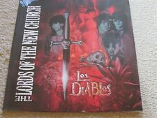 THE LORDS OF THE NEW CHURCH - LOS DIABLOS - NEW LP RECORD