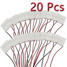 20 PCS TEC1-12710 Thermoelectric Cooler Peltier 100W 40*40mm