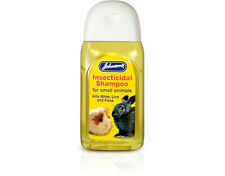 Johnson's Insecticidal Shampoo Rabbit Ferret Guinea Pig 125ml