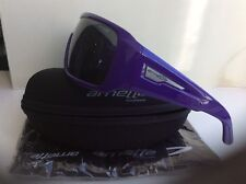 ARNETTE Barn Burner Sunglasses - Violet Frame with Gray Lens - BNWT