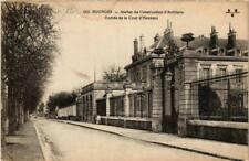 CPA Bourges Atelier de Construction d'Artillerie Entree de la Cour (613317)