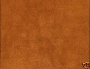 Full Size Rust Magnum Suede Futon Mattress Covers, Covering Protector, Slipcover