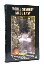 Woodland Scenics R973 Model Scenery Made Easy DVD.