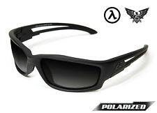 edge tactical eyewear blade runner polarized black/gradient lens-tsbrg 716