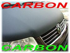 CARBON FIBRE LOOK FULL BONNET BRA VW T5 MULTIVAN CARAVELLE 2003-2009 STONEGUARD