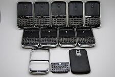 LOT OF 10 OEM Blackberry Bold 9000 Housing Black at&t logo used