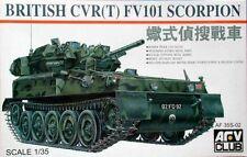 AFV club - 1/35 CVR (T) FV101 Scorpion # 35S02