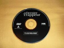 Le Dernier Trappeur DVD PROMOTIONNEL (Video-club) Nicolas Vanier Norman Winther
