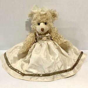 Collectable Settler Bears Teddy Bear Plush Soft Toy - Dressed - 37cm