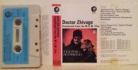 Doctor Zhivago Soundtrack from the M. G. M. Film 1966 / Cassette Album Tape.