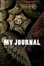 My Journal by Wild Pages Wild Pages Press (2017, Paperback)