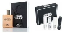 Star Wars Eau de Parfum Rey 50ml And Travel Kit con 4 X 10ml Spray Perfumes