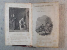 The Monastery, Waverley Novels. Vol. XIX by Walter Scott 1832 (M)