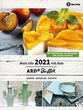 Mein Jahr 2021 mit dem ARD Buffet (Gebundene Ausgabe)