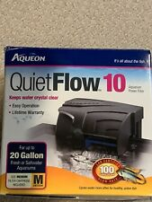 Equeon Quiet Flow 10, Aquarium power filter