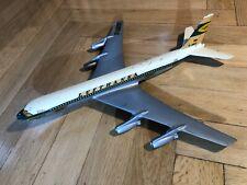 Lufthansa Boeing 707, Reisebüro Modell Walter Bremel, ohne Standfuß.