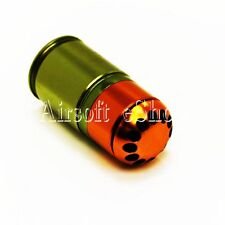 Airsoft AEG Army Force 72rd 40mm Grenade Co2 Cartridge Shell