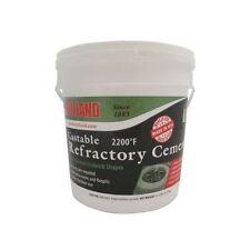 Castable Refractory Cement - 12 1/2 Lb Tub