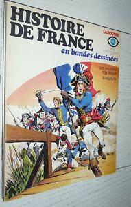 LAROUSSE HISTOIRE FRANCE BANDES DESSINEES N°16 1978 EO AN I REPUBLIQUE BONAPARTE