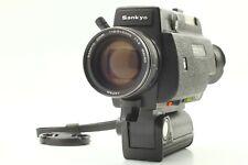 [EXC+5 ALL WORK] Sankyo ES-44XL Super 8 Movie Camera From Japan